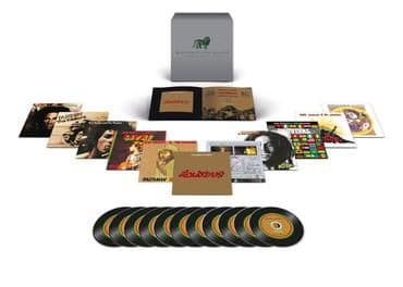 Bob Marley & The Wailers<br>The Complete Island Recordings