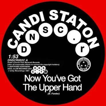 Candi Staton & Chappells<br>Now You've Got The Upper Hand (RSD 2021)