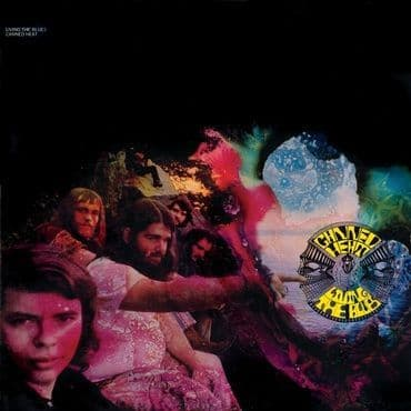 Canned Heat<br>Living The Blues (RSD 2021)