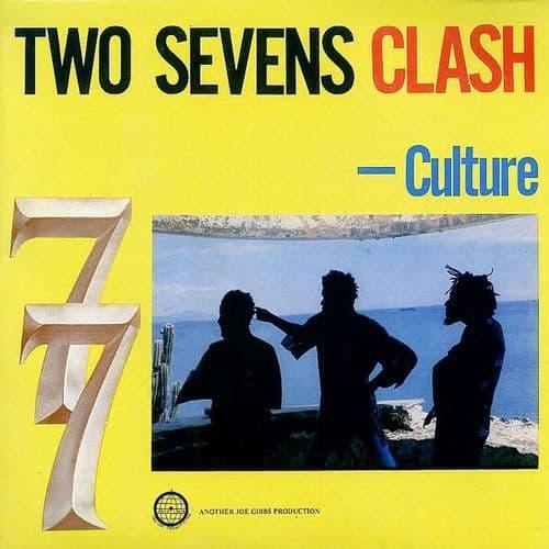 Culture<br>Two Sevens Clash LP