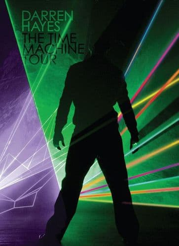 Darren Hayes<br>The Time Machine Tour DVD