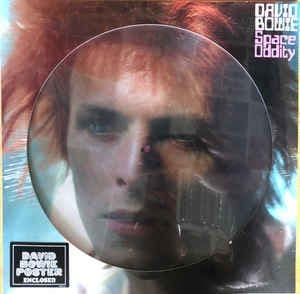 David Bowie <br>Space Oddity Picture Disk