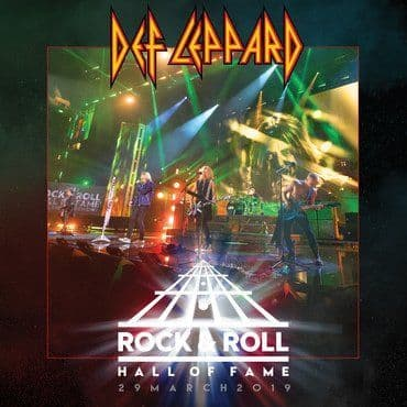 Def Leppard<br>Rock 'N' Roll Hall Of Fame (RSD 2020)