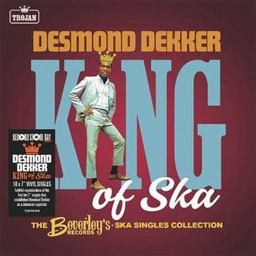 Desmond Dekker<br>The King Of Ska: The Early Singles Collection (RSD 2021)