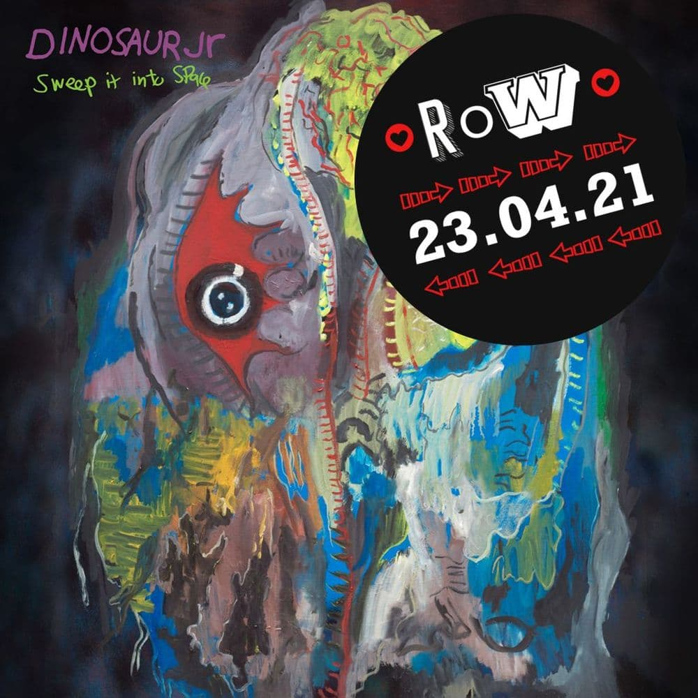 Dinosaur Jr<br>Sweep It Into Space