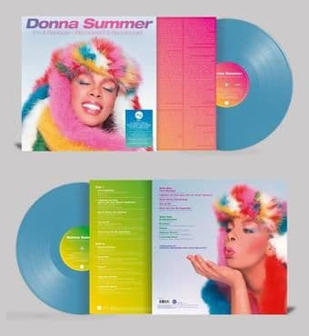 Donna Summer<br>I'm A Rainbow - Recovered and Recoloured (National Album Day)