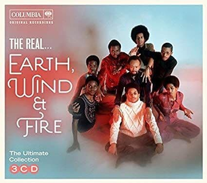 Earth, Wind & Fire<br>The Real... Earth, Wind & Fire CD