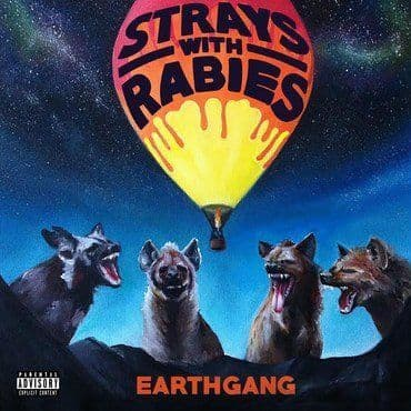 Earthgang<br>Strays With Rabies (RSD 2021)