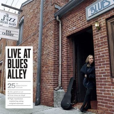 Eva Cassidy<br>Live at Blues Alley (National Album Day)