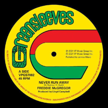 Freddie McGregor<br>Never Run Away (RSD 2021)