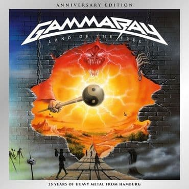Gamma Ray<br>Land Of The Free (RSD 2020)