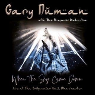 Gary Numan<br>When The Sky Came Down (Live at Bridgewater) (RSD 2020)