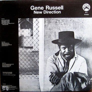 Gene Russell<br>New Direction (RSD 2020)