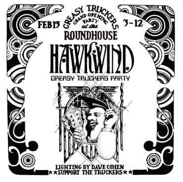 Hawkwind<br>Greasy Truckers Party (RSD 2021)