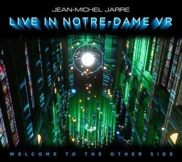 Jean-Michel Jarre<br>Welcome To The Other Side - Live in Notre-Dame