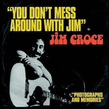 Jim Croce<br>You Don't Mess Around With Jim / Operator (RSD 2021)