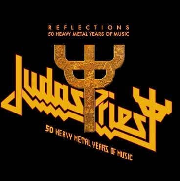 Judas Priest<br>Reflections - 50 Heavy Metal Years Of Music