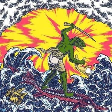 King Gizzard & The Lizard Wizard<br>Teenage Gizzard (ATO Version)