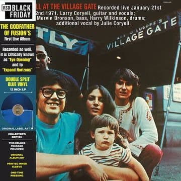 Larry Coryell<br>At The Village Gate (RSD 2021)