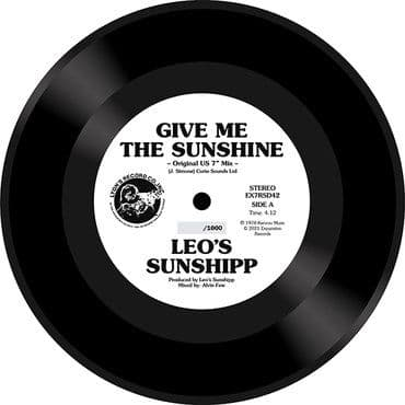 Leo's Sunshipp<br>Give Me The Sunshine (RSD 2021)