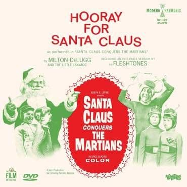 Milton Delugg & The Little Eskimos<br>Santa Claus Conquers The Martians (BF 2020)