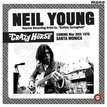 Neil Young & Crazy Horse<br>Santa Monica Civic 1970