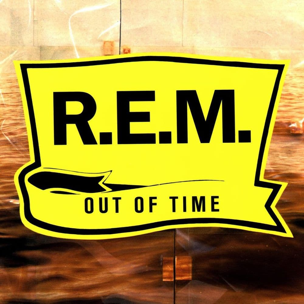 R.E.M.<br>Out Of Time<br>LP