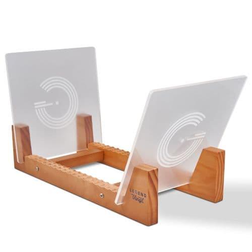 Record Display Shelf Unit