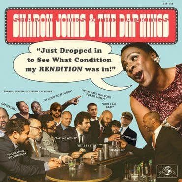 Sharon Jones & The Dap Kings<br>Just Dropped In (BF 2020)