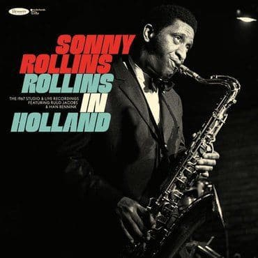 Sonny Rollins<br>Rollins In Holland: The 1967 Studio & Live Recordings (BF 2020)