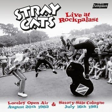 Stray Cats<br>Live at Rockpalast (BF 2021)