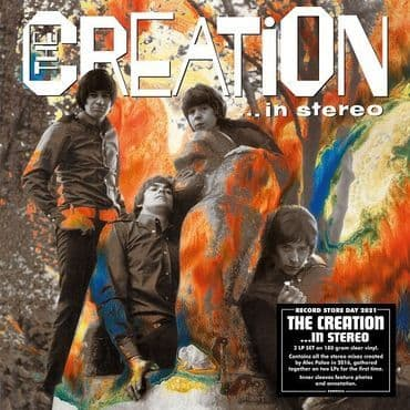 The Creation<br>In Stereo (RSD 2021)