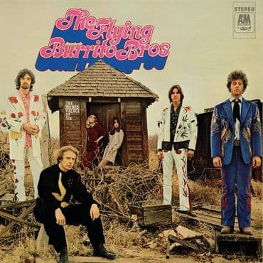 The Flying Burrito Brothers<br>The Gilded Palace Of Sin