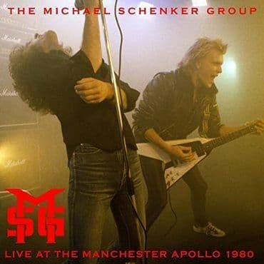 The Michael Schenker Group<br>Live at The Manchester Apollo 1980 (RSD 2021)