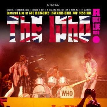 The Who<br>A Quick Live One (RSD 2020)