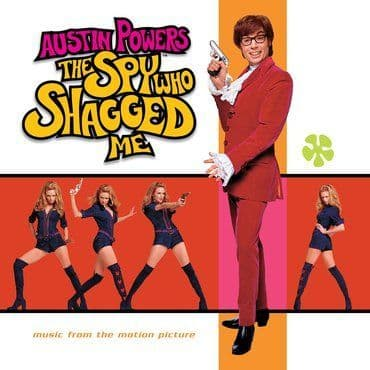 Various<br>OST: The Spy Who Shagged Me (RSD 2020)