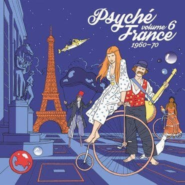 Various<br>Psyche France Vol. 6 (RSD 2020)