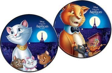 Various<br>Songs From The Aristocats