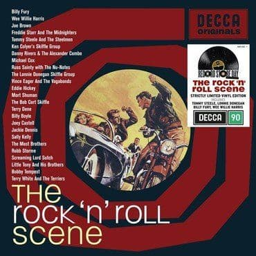 Various<br>The Rock and Roll Scene (RSD 2020)
