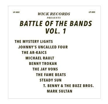 Various<br>Wick Records: Battle Of The Bands (RSD 2020)