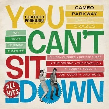 Various<br>You Can't Sit Down: Cameo Parkway Dance Crazes (BF 2021)