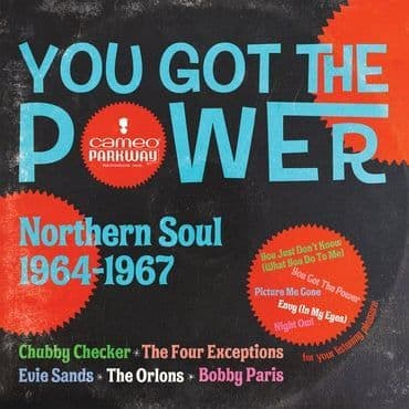 Various<br>You Got The Power: Cameo Parkway Northern Soul 1964-1967 (BF 2021)