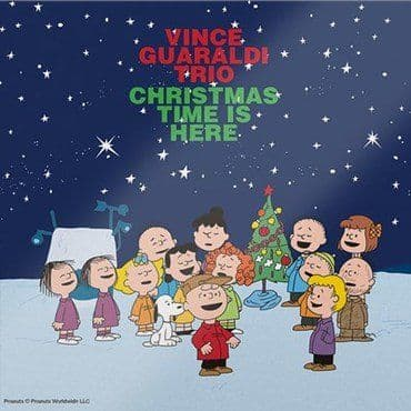 Vince Guaraldi Trio<br>Christmas Time Is Here (BF 2020)