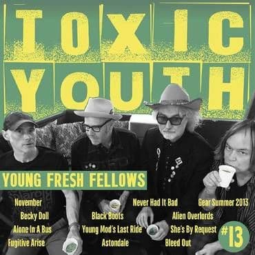Young Fresh Fellows<br>Toxic Youth (RSD 2020)