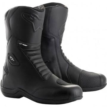 Alpinestars Andes v2 Drystar Waterproof Motorcycle Motorbike CE Boots Black
