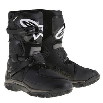 Alpinestars Belize Drystar Waterproof Motorcycle Boots Black UK8 EU42