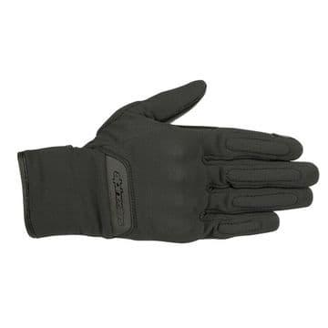 Alpinestars C-1 v2 Womens Windstopper Gore-Tex Stella Motorcycle Gloves Black