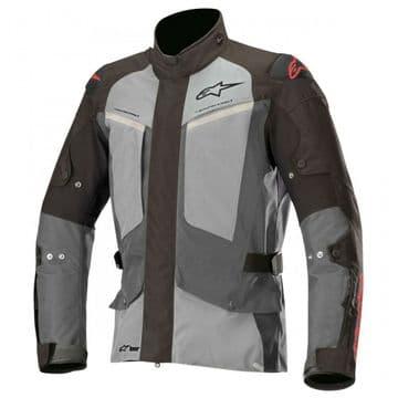 Alpinestars Mirage Drystar Motorcycle Touring Jacket Black & Gray RRP £349.99