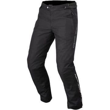 Alpinestars Patron All Weather Gore-Tex Motorcycle Riding Pants - Black