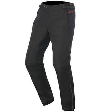 Alpinestars Protean Drystar Waterproof Motorcycle Riding Pants - Black